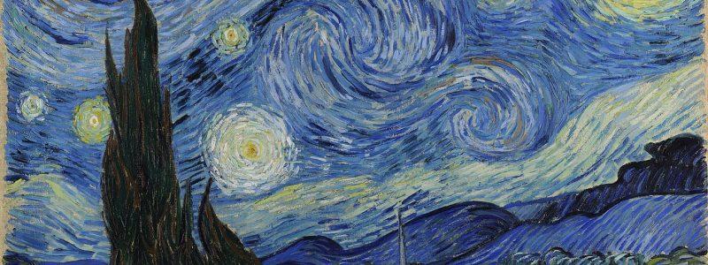 별이 빛나는 밤(1889)
